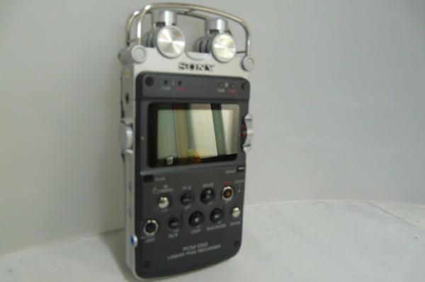 Hし57N SONY ソニー リニア PCM レコーダー PCM-D50