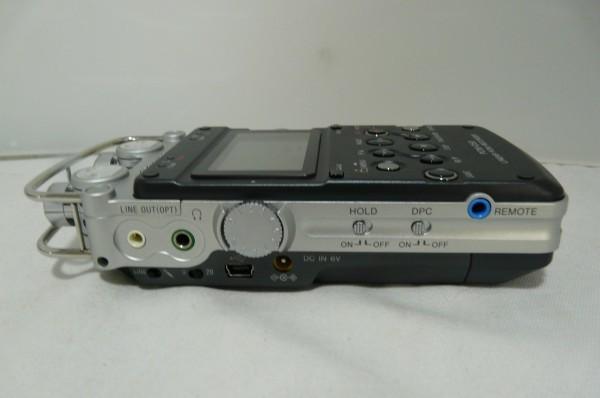 Hし57N SONY ソニー リニア PCM レコーダー PCM-D50_画像8