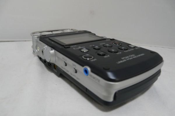 Hし57N SONY ソニー リニア PCM レコーダー PCM-D50_画像9