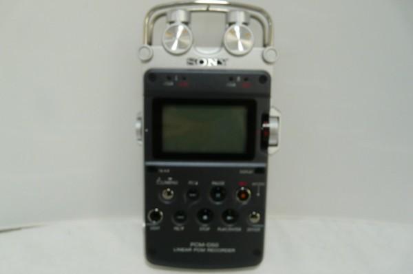 Hし57N SONY ソニー リニア PCM レコーダー PCM-D50_画像2