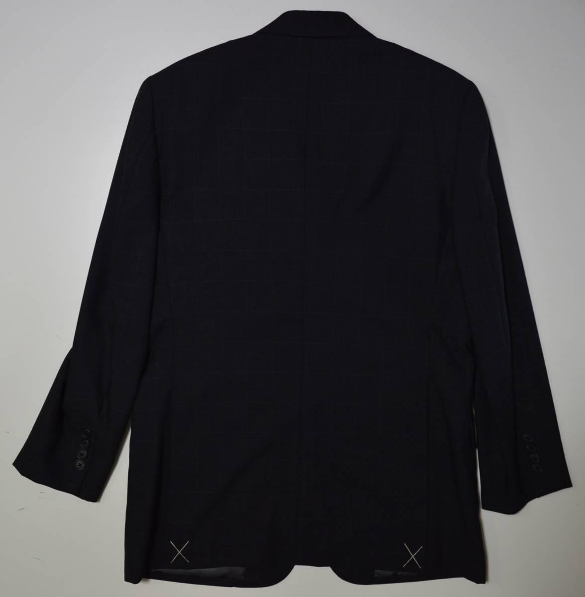☆最終お値引き☆新品 GLENOVER スーツ AB5 定価約7~10万 イタリア製生地 グレンオーバー ■新品・お買い得・即決あります■1884 _画像3
