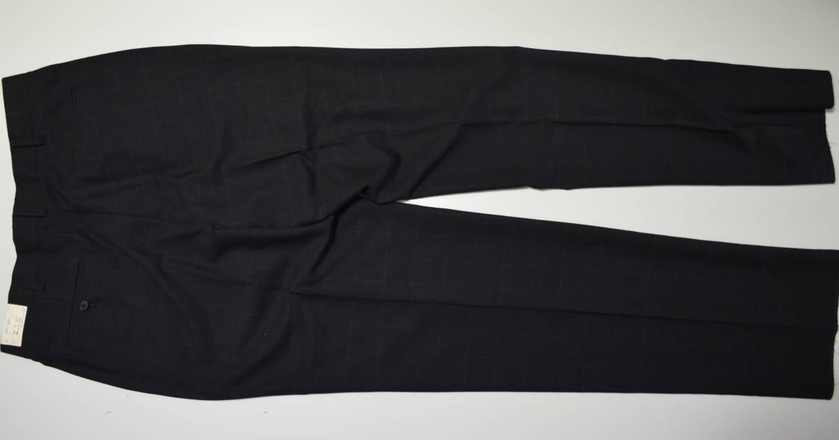 ☆最終お値引き☆新品 GLENOVER スーツ AB5 定価約7~10万 イタリア製生地 グレンオーバー ■新品・お買い得・即決あります■1884 _画像10
