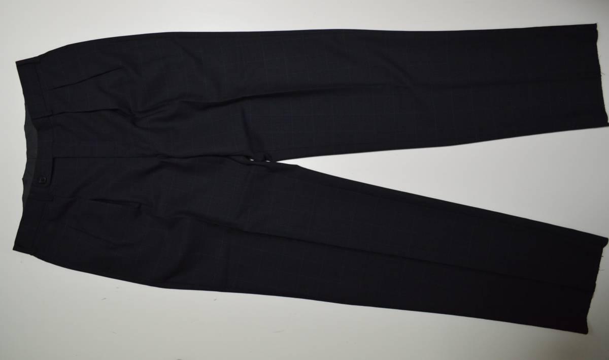 ☆最終お値引き☆新品 GLENOVER スーツ AB5 定価約7~10万 イタリア製生地 グレンオーバー ■新品・お買い得・即決あります■1884 _画像9