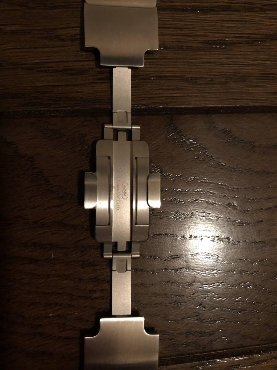 Apple Watch 42mm ステンレスリングブレスレット(中古)_画像4
