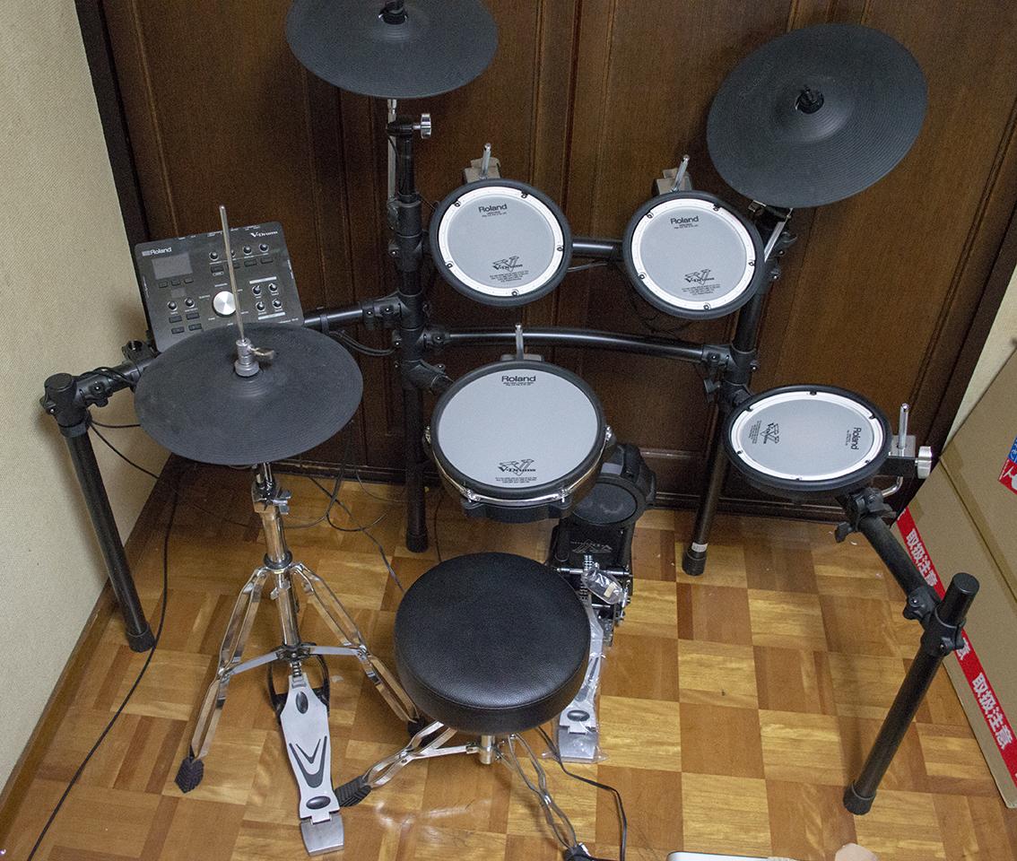 ROLAND TD-25K-S V-DRUMS 電子ドラム