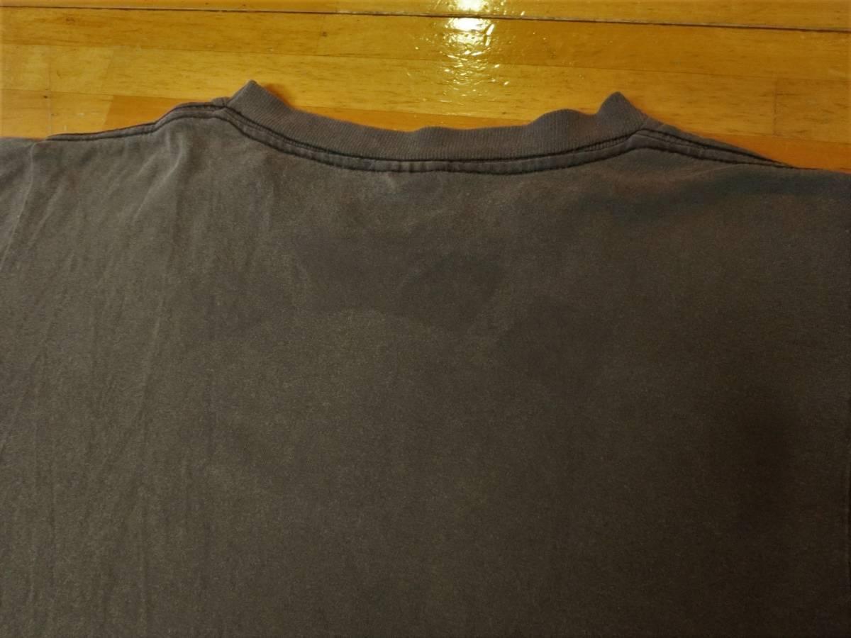 80s90s IN ADVANCE USA製 ダースベイダー スターウォーズ Tシャツ ビンテージ XL_画像9
