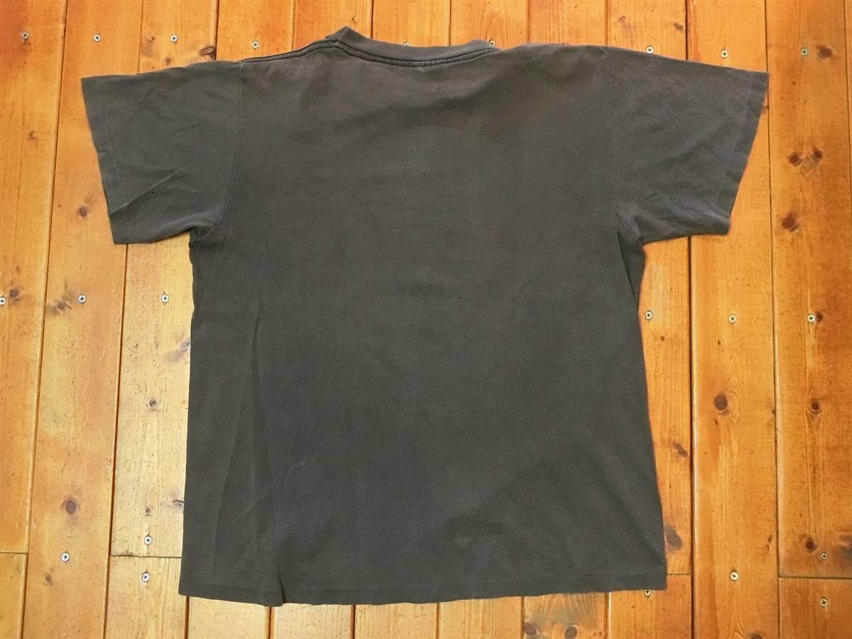 80s90s IN ADVANCE USA製 ダースベイダー スターウォーズ Tシャツ ビンテージ XL_画像2