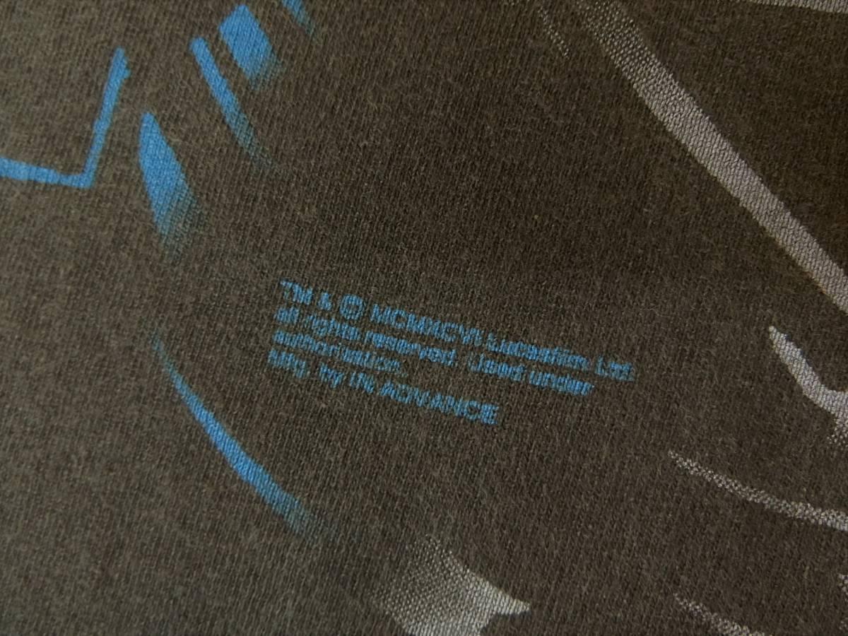 80s90s IN ADVANCE USA製 ダースベイダー スターウォーズ Tシャツ ビンテージ XL_画像5