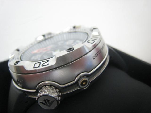 極美品 箱・保付 シチズン CITIZEN 腕時計 PROMASTER プロマスター エコ・ドライブ マリンシリーズ アクアランド200m ダイバー BN2021-03E _画像4