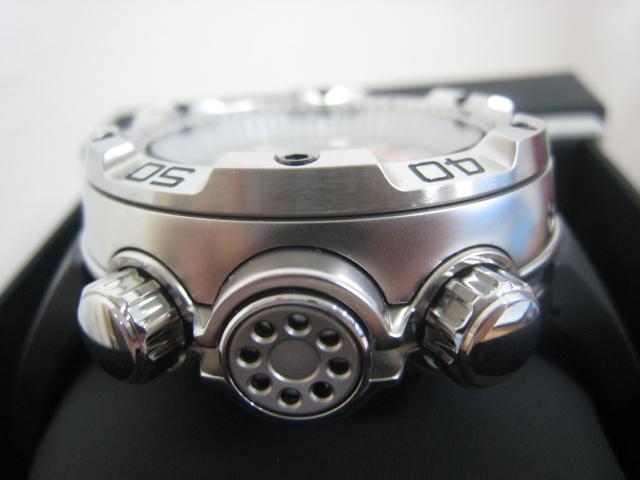 極美品 箱・保付 シチズン CITIZEN 腕時計 PROMASTER プロマスター エコ・ドライブ マリンシリーズ アクアランド200m ダイバー BN2021-03E _画像6