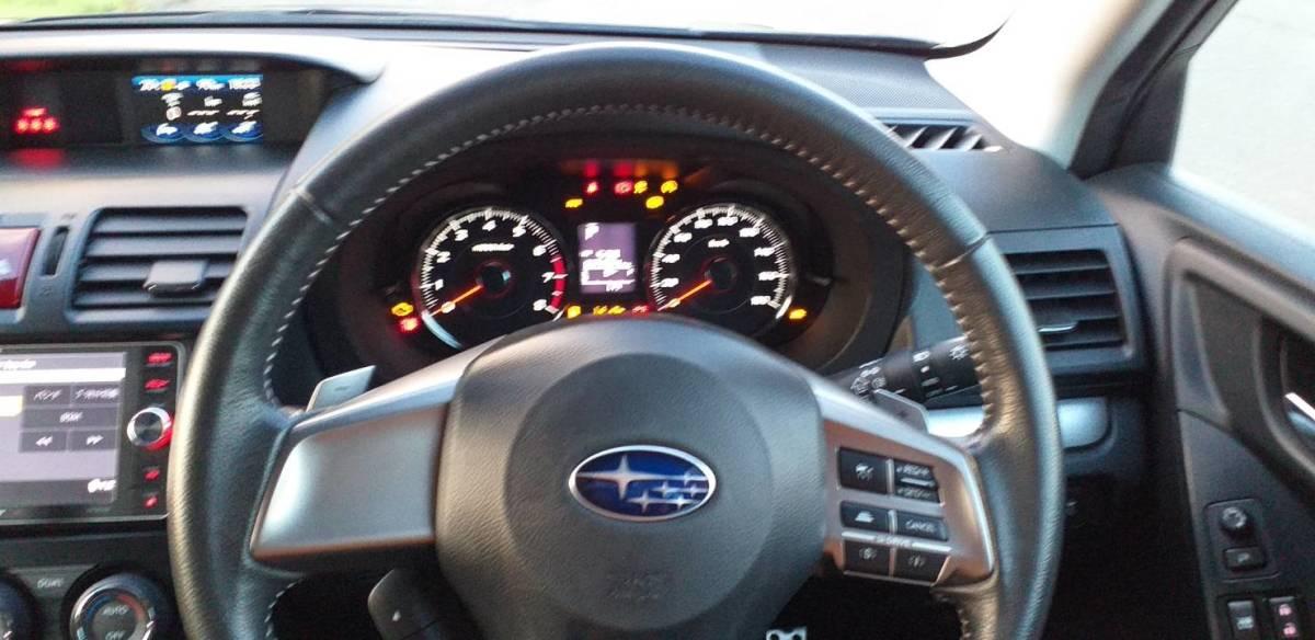 H26年登録 フォレスター 2.0i-S アイサイト 4WD 走行8.4万km 車検33年4月まで!_画像8