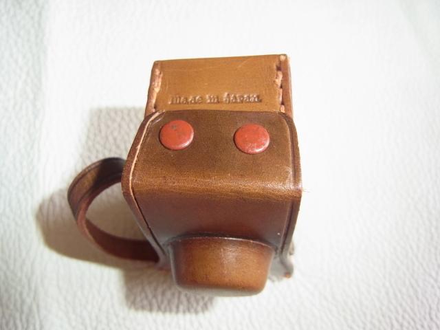 ■極希少 極美品 完動品 1947年発売(昭和22年)■理研光学(現リコー)豆カメラ『Steky 1型』16ミリフィルム 【純正ケース、フィルター付】_画像10