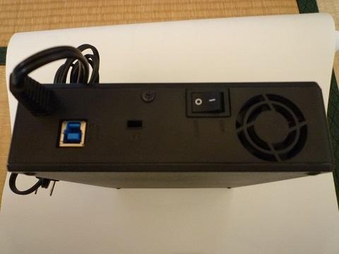 外付けHDD 2TB I-O DATA HDJA-UT2.0 (USB 3.1 Gen 1(USB 3.0)/USB 2.0) 動作良好エラーなし(電源内臓型)_画像2