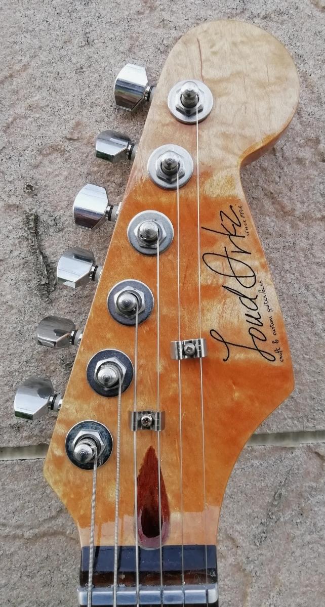 LOUDARKZ (ラウドアーク) STー670/ストラトキャスター(検索/Fender/Gibson/PRS/)_画像4