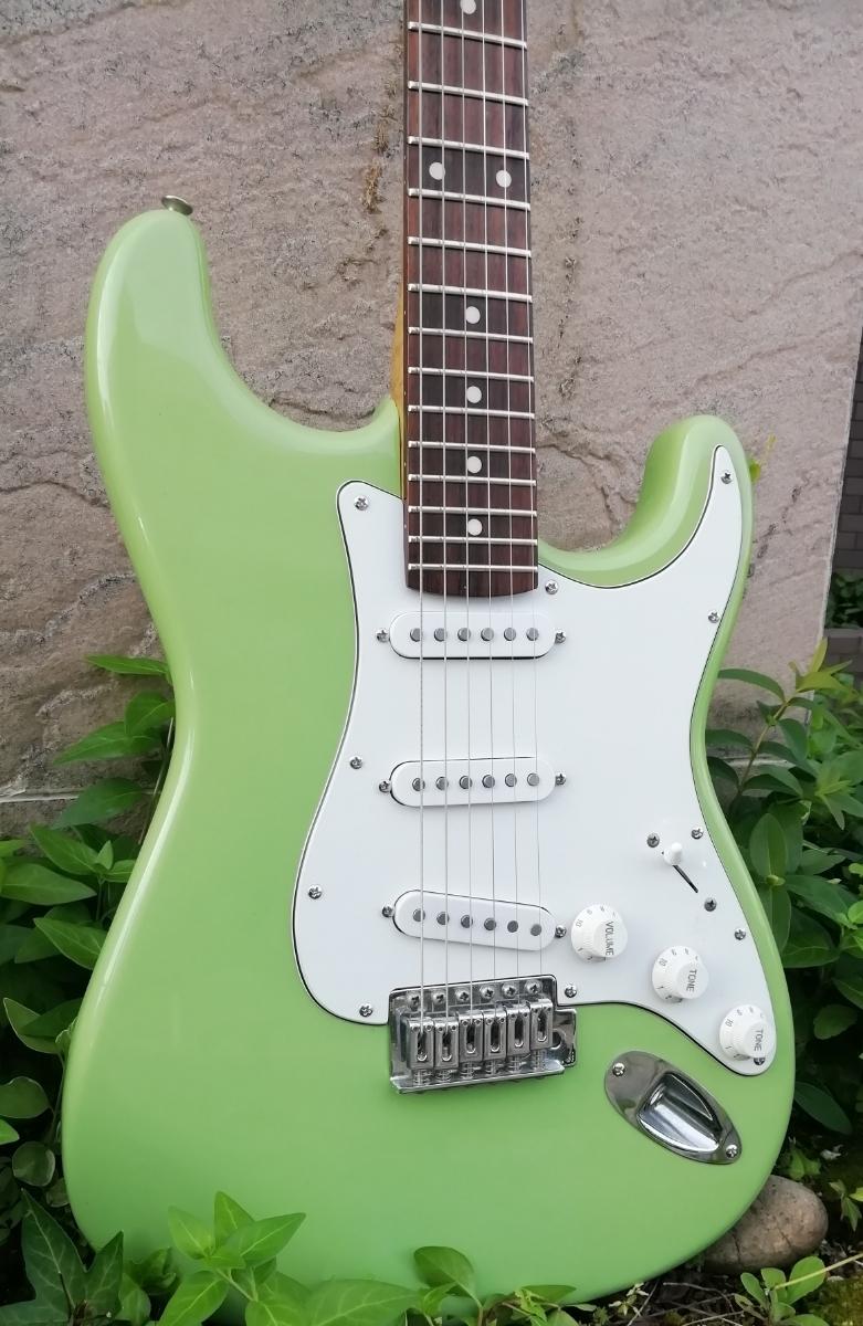 LOUDARKZ (ラウドアーク) STー670/ストラトキャスター(検索/Fender/Gibson/PRS/)_画像3