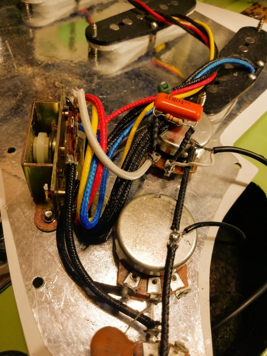 LOUDARKZ (ラウドアーク) STー670/ストラトキャスター(検索/Fender/Gibson/PRS/)_画像6