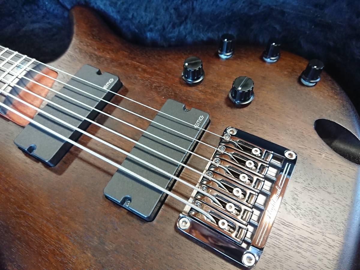 Ibanez SRC6 アイバニーズ バリトンギター 製造終了品!絶版美品!専用スペア弦付!baritone フジゲン グレコ フェンダー ギブソン_画像3