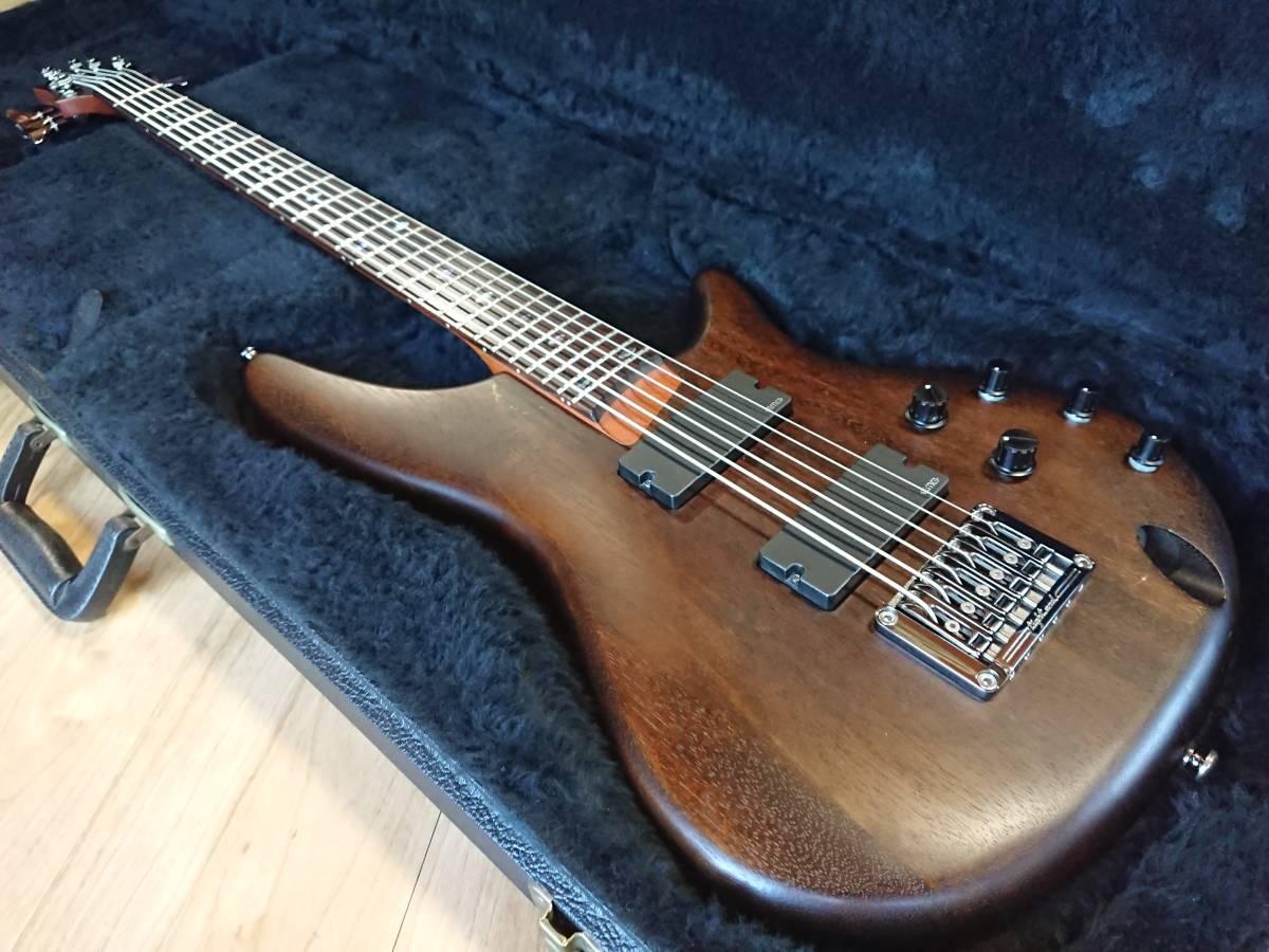 Ibanez SRC6 アイバニーズ バリトンギター 製造終了品!絶版美品!専用スペア弦付!baritone フジゲン グレコ フェンダー ギブソン