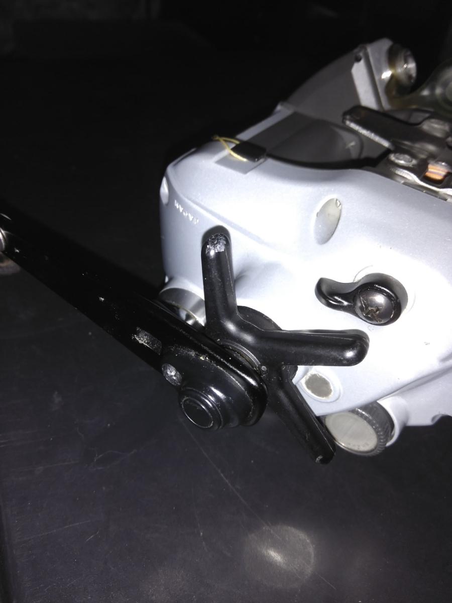 ダイワ電動リール スーパータナコン X600動作確認品 PE6号300m新品未使用品付_画像4