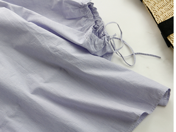 ジャーナルスタンダード★ふんわりシャーリング袖ブラウストップス_画像3