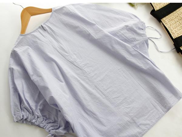 ジャーナルスタンダード★ふんわりシャーリング袖ブラウストップス_画像5