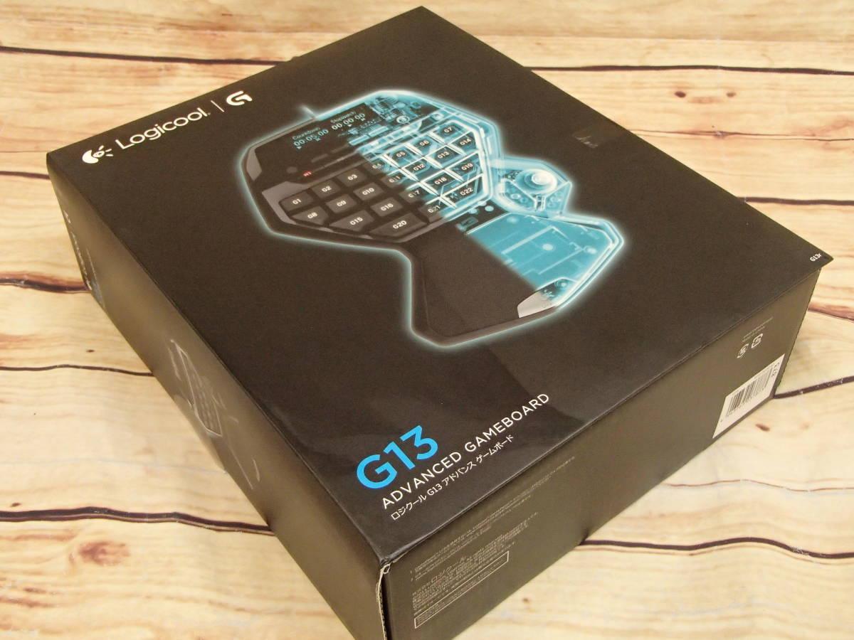 ●Logicool ロジクール G13r Advanced Gameboard アドバンスゲームボード ジャンク●