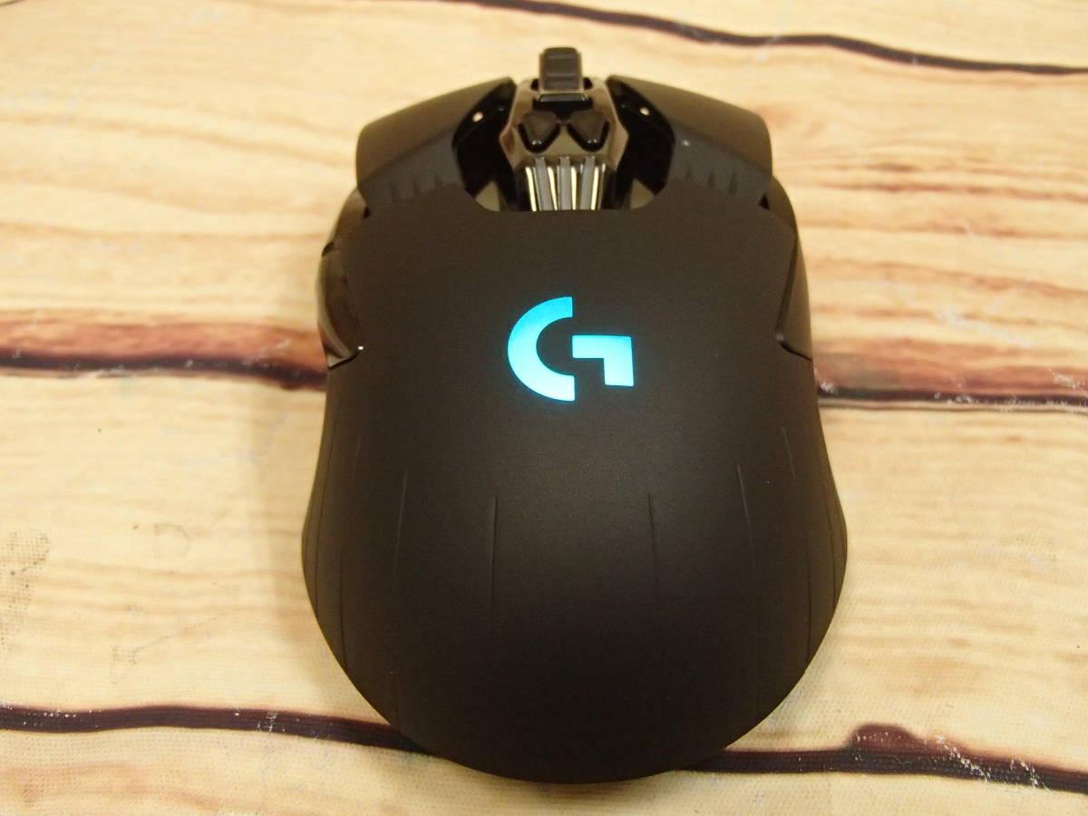 〓Logicool ロジクール G900 Chaos Spectrum プロフェッショナル グレード 有線/ワイヤレス ゲーミングマウス〓_画像3