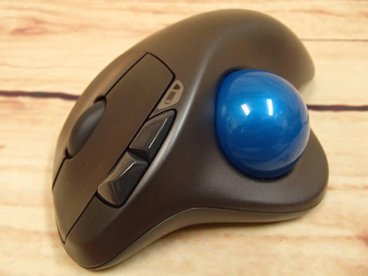 ◎◎Logicool ロジクール ワイヤレストラックボール M570t Wireless Trackball◎◎_画像3