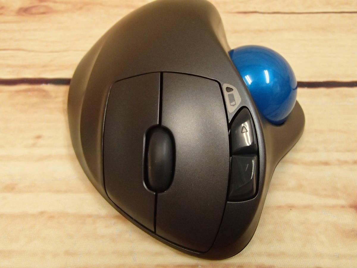 ◎◎Logicool ロジクール ワイヤレストラックボール M570t Wireless Trackball◎◎_画像4