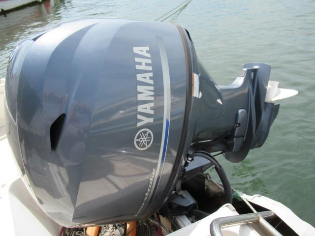 ヤマハ SRV20 4スト60Ps 50時間_画像5
