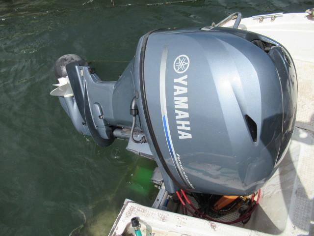 ヤマハ SRV20 4スト60Ps 50時間_画像4
