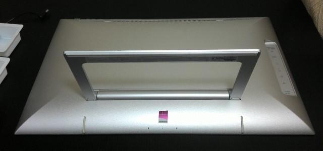 SONY VAIO TAP21 ( SVT21218DJB )/i5-4200U /8GB /256GB SSD + 2TB HDD /21.5インチ FHD /BDドライブ _画像4