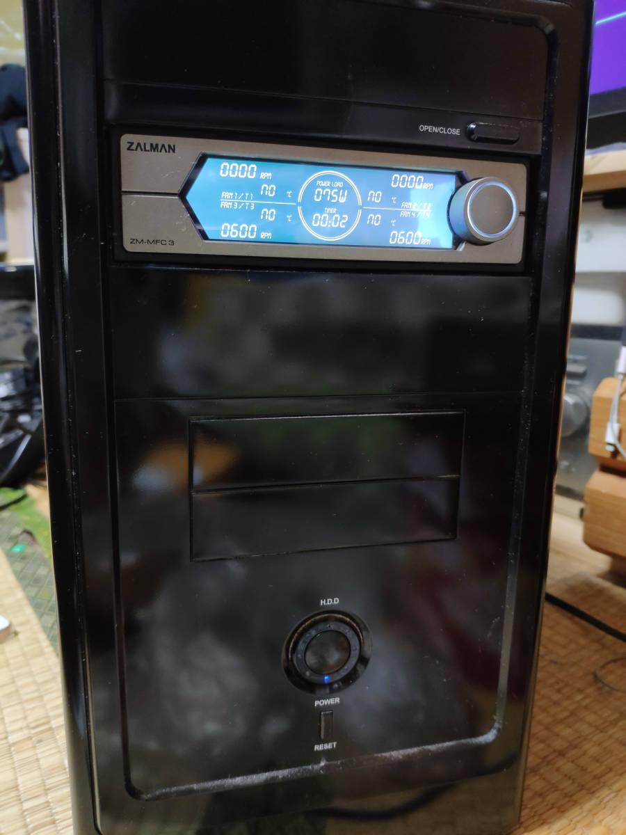 ジャンク自作PC Core i7-870