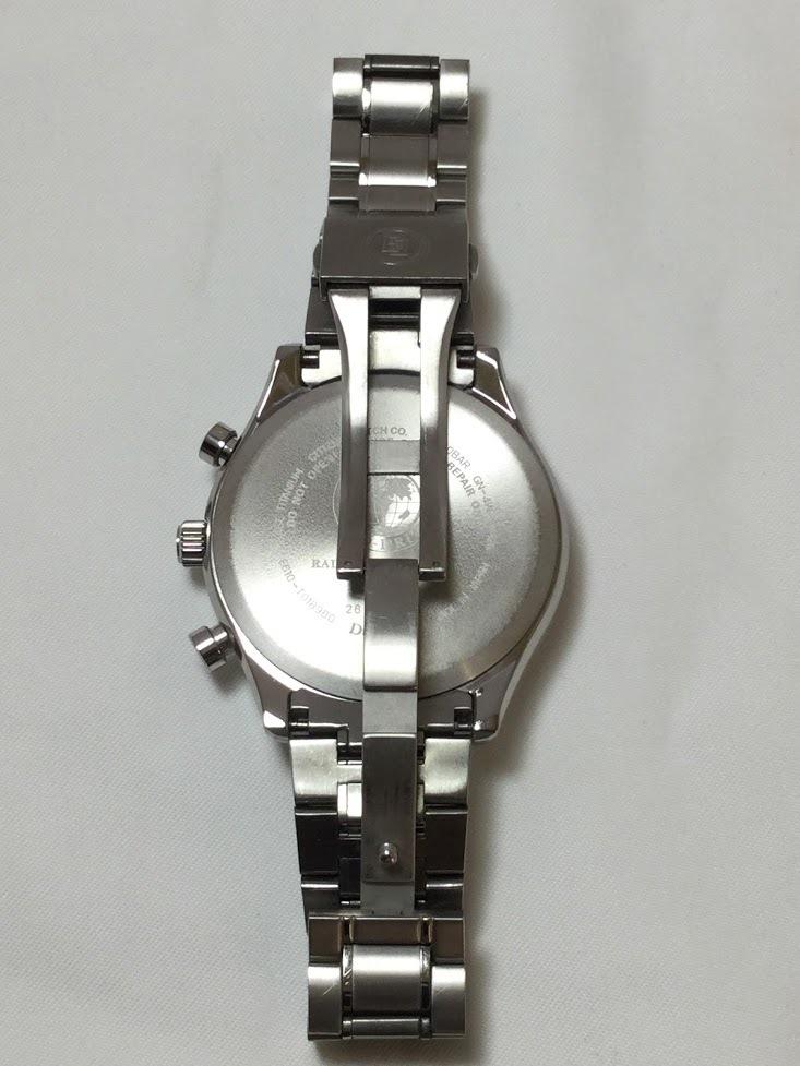 ○CITIZEN シチズン EXCEED エクシード E610-T018980 メンズ gn-4w-s 時計 WATCH ソーラー電波腕時計_画像3