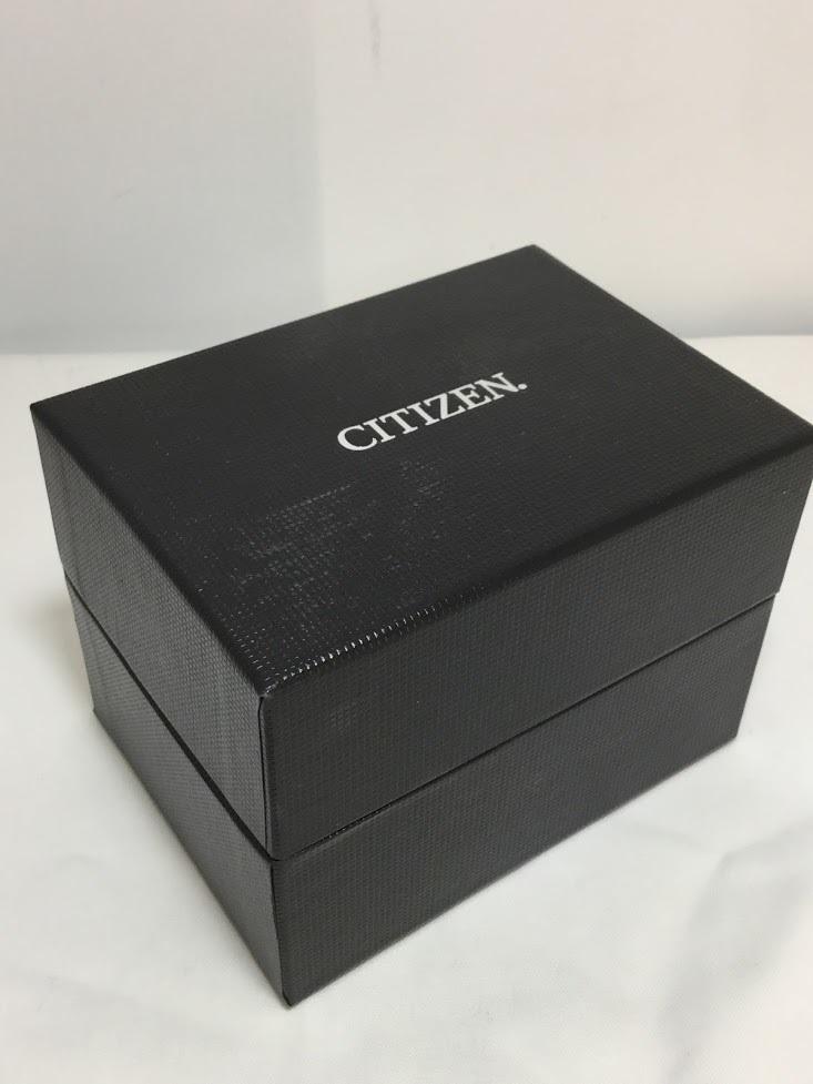 ○CITIZEN シチズン EXCEED エクシード E610-T018980 メンズ gn-4w-s 時計 WATCH ソーラー電波腕時計_画像10