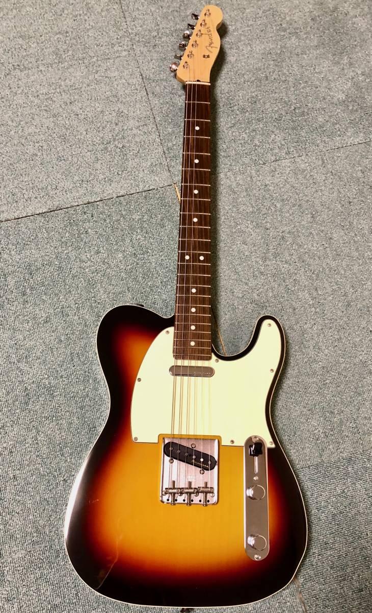 Fender Japan TLR62B-NLS 2013年製 / フェンダージャパン / TELE_画像2