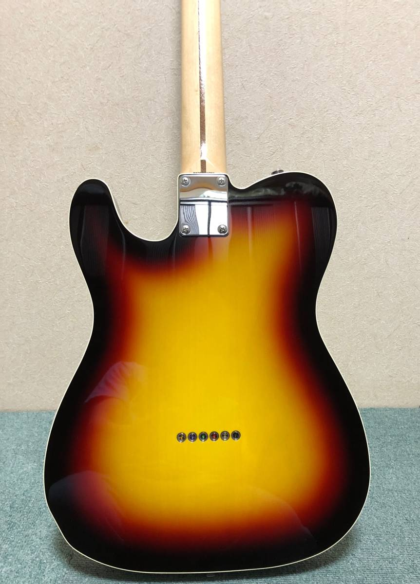 Fender Japan TLR62B-NLS 2013年製 / フェンダージャパン / TELE_画像5