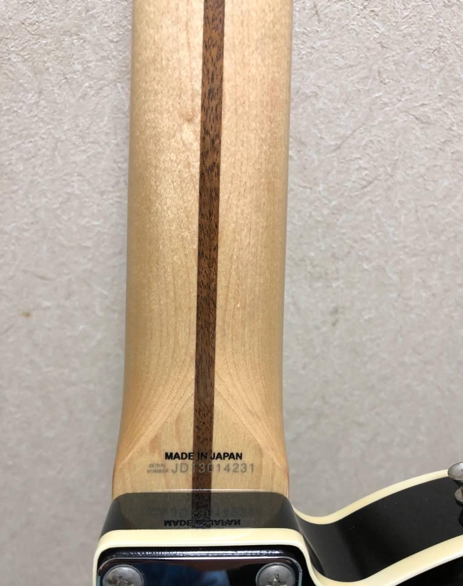 Fender Japan TLR62B-NLS 2013年製 / フェンダージャパン / TELE_画像7