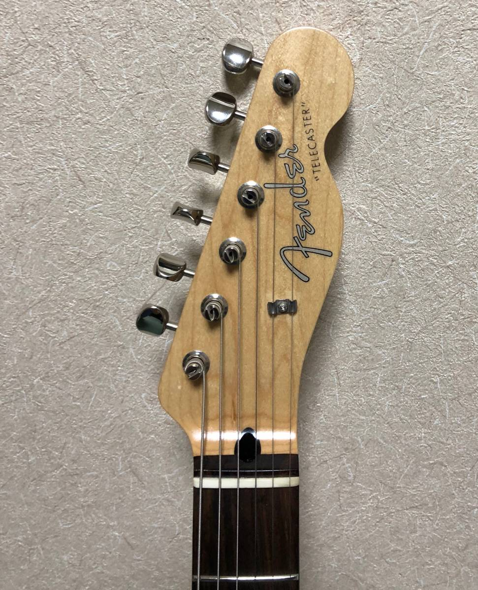 Fender Japan TLR62B-NLS 2013年製 / フェンダージャパン / TELE_画像8