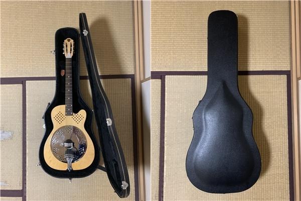 ビンテージ 超希少 dobro model 90S 1996年製 リゾネーターギター ドブロ 中古美品 National ナショナル_画像8