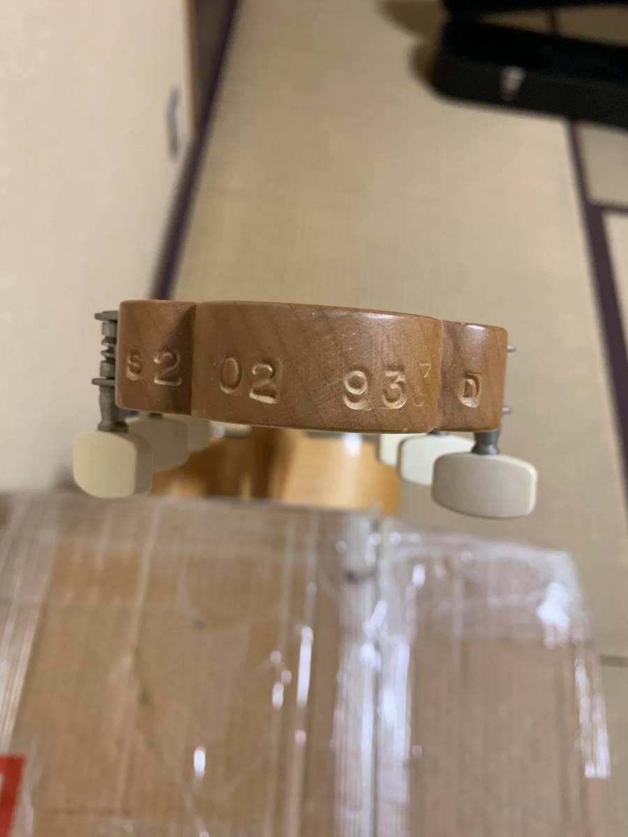 ビンテージ 超希少 dobro model 90S 1996年製 リゾネーターギター ドブロ 中古美品 National ナショナル_画像7