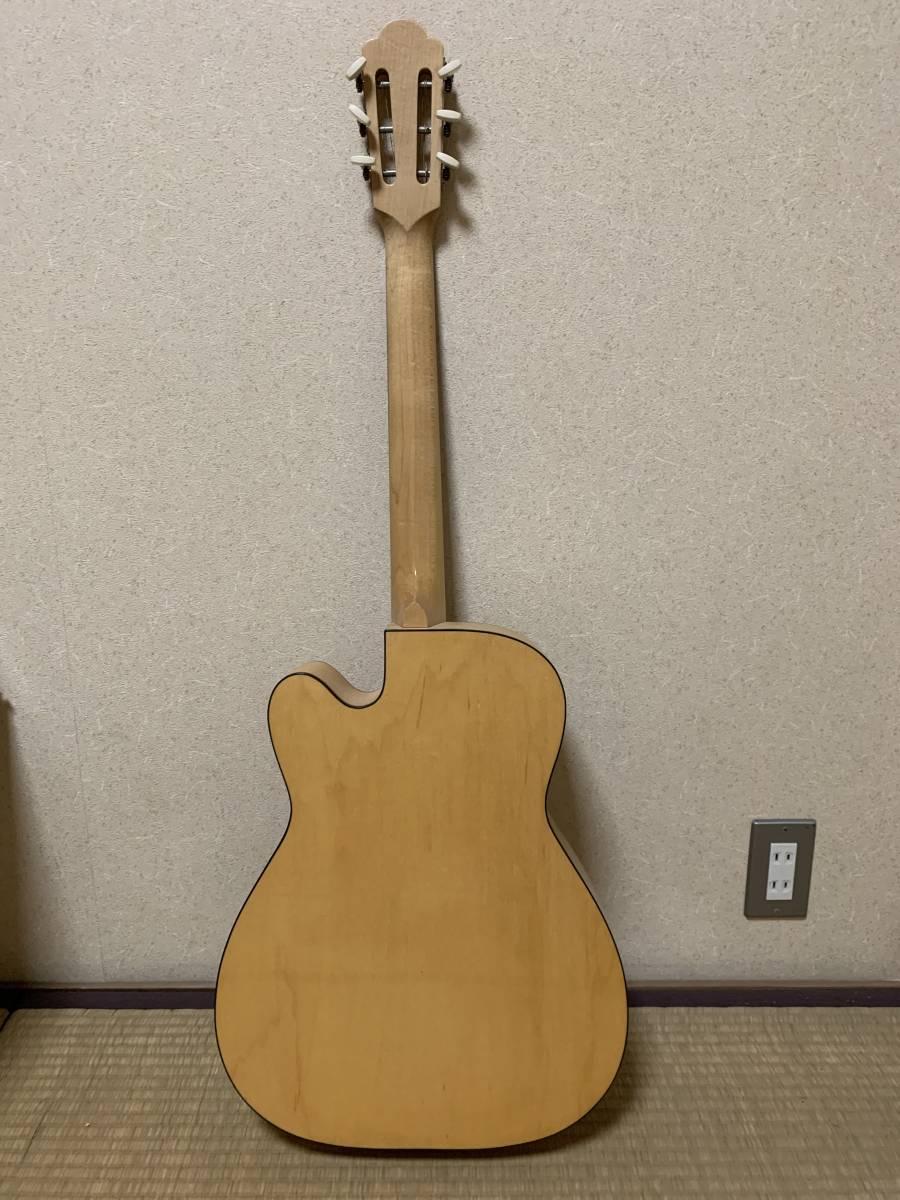 ビンテージ 超希少 dobro model 90S 1996年製 リゾネーターギター ドブロ 中古美品 National ナショナル_画像4