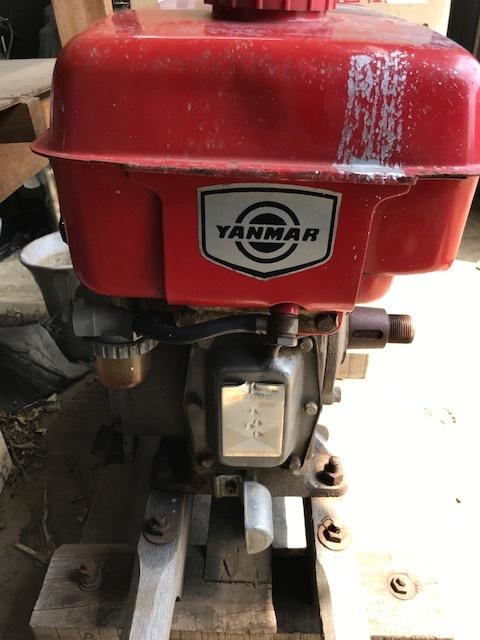 ヤンマー ディーゼルエンジン NS50C-G 売切り!_画像4