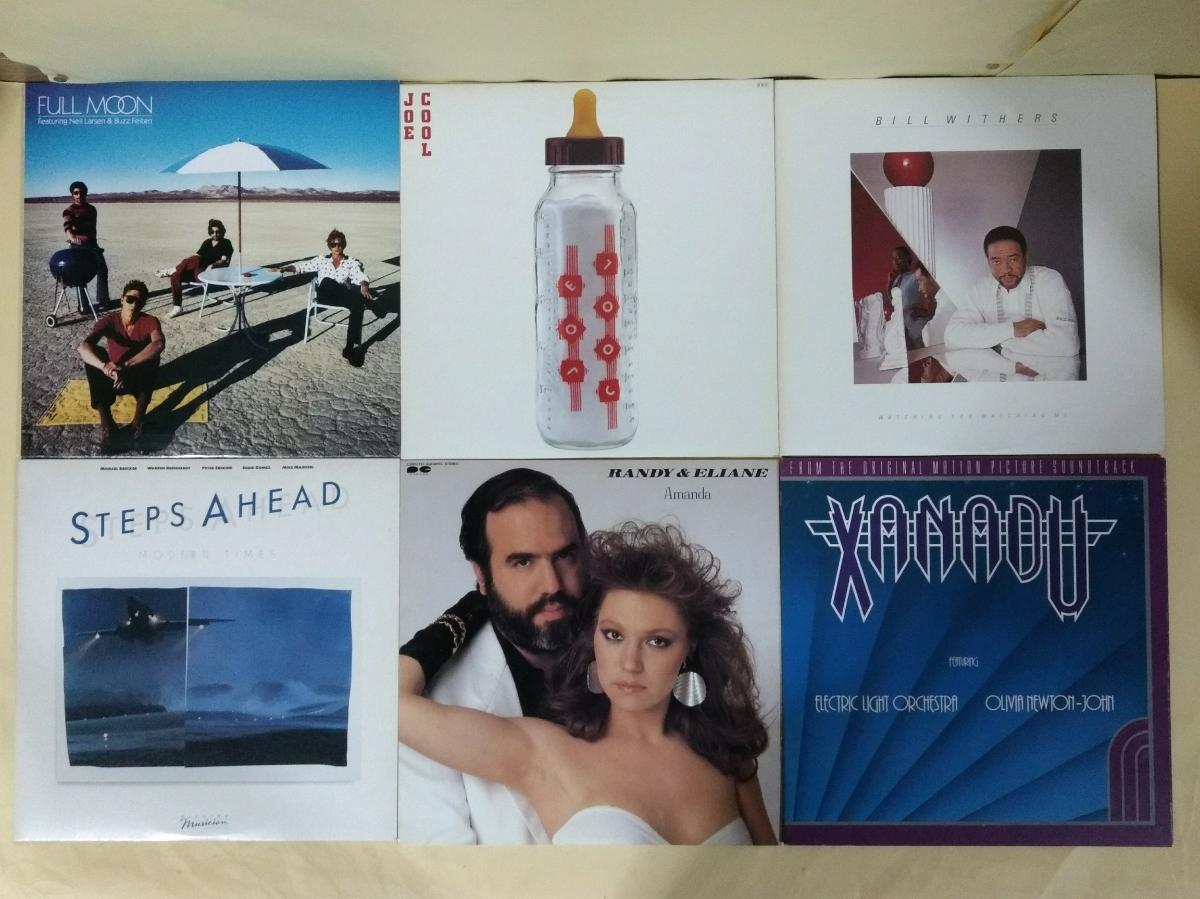 洋楽レコード 60枚セット 国内盤49枚 輸入盤11枚_画像5