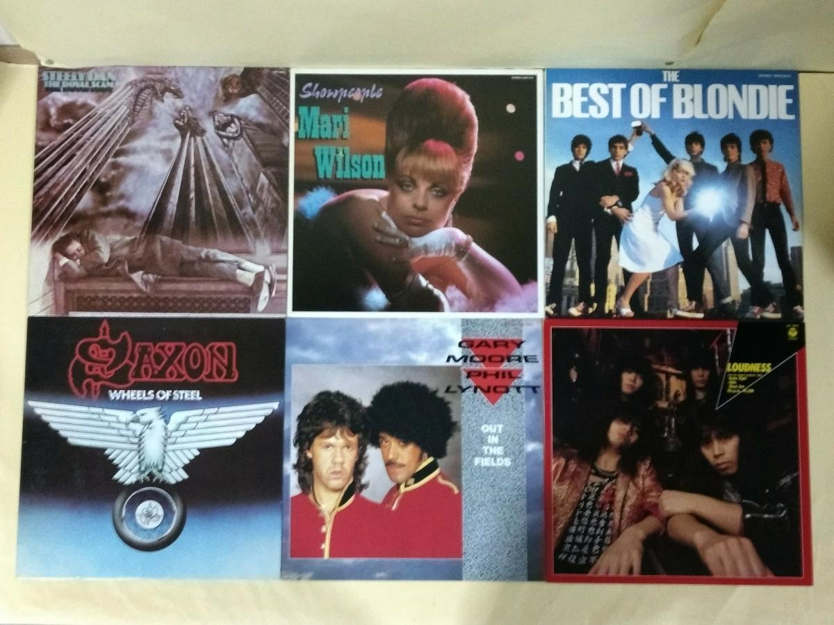 洋楽レコード 60枚セット 国内盤49枚 輸入盤11枚_画像8