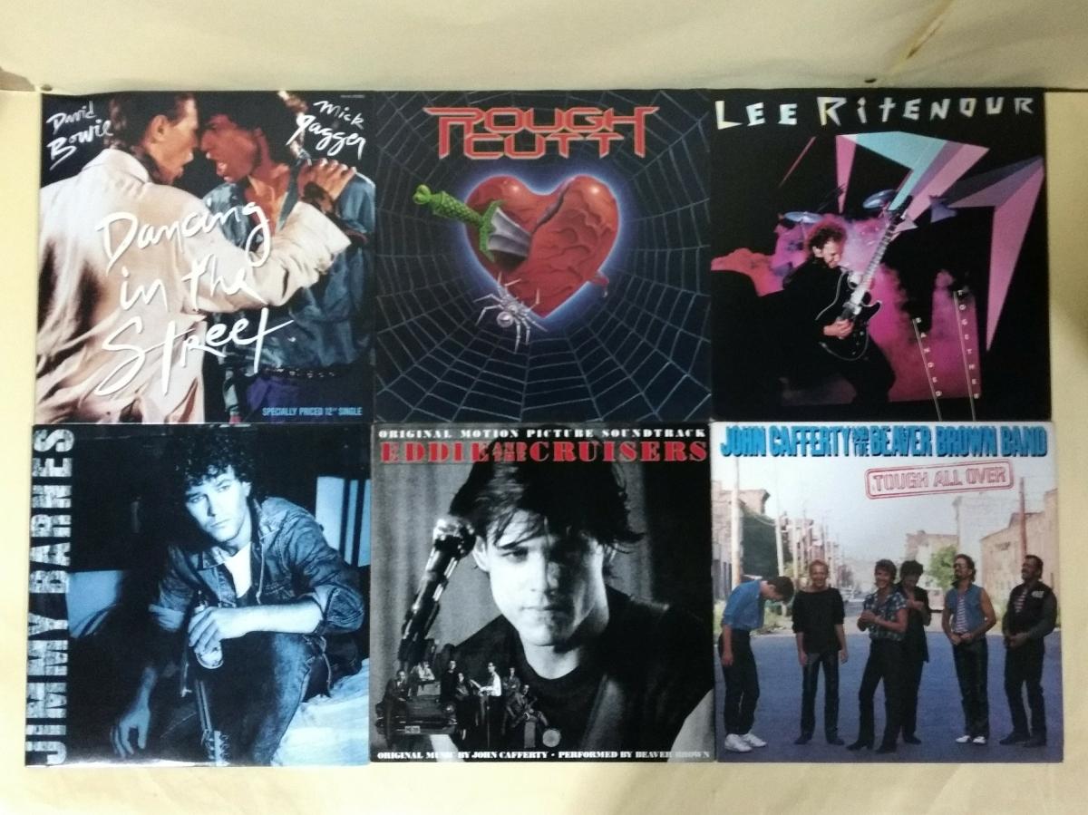 洋楽レコード 60枚セット 国内盤49枚 輸入盤11枚_画像9