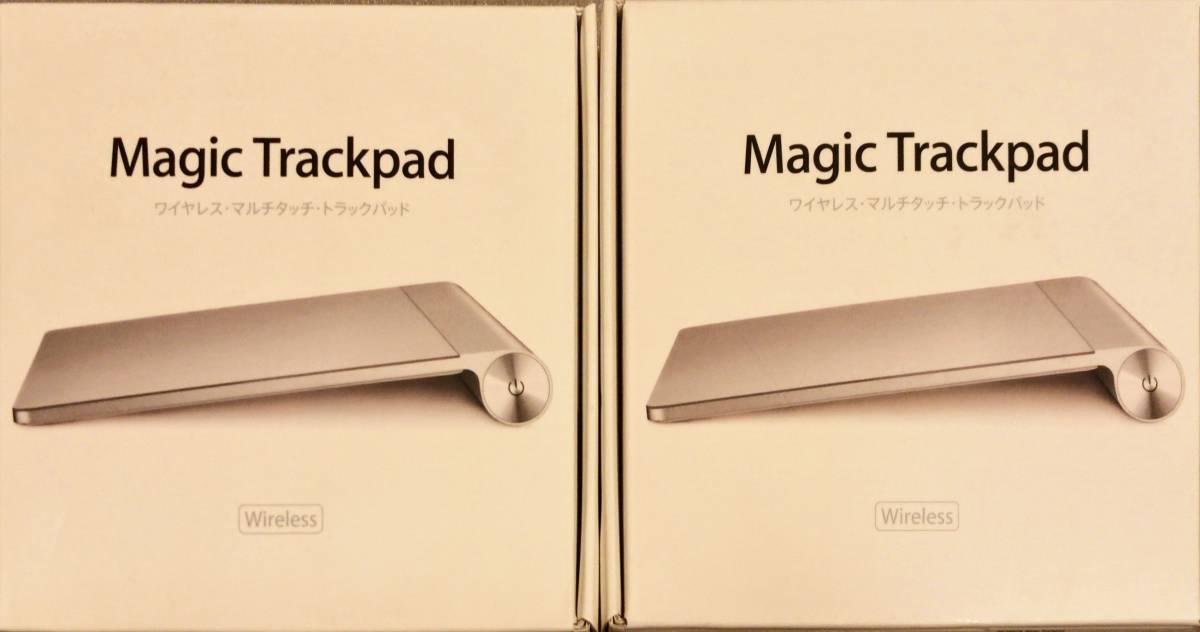 Apple/アップル Magic Trackpad MC380J マジック トラックパッド 中古品