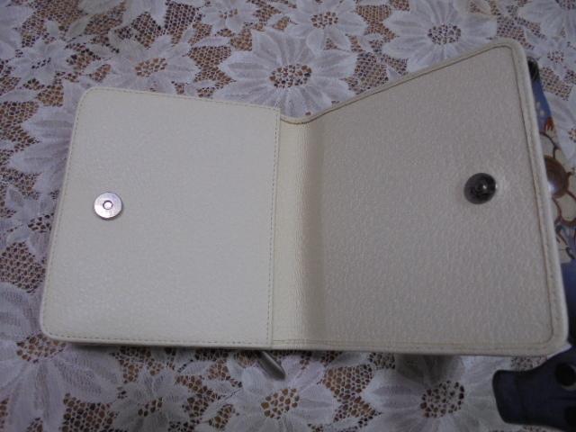 価3万 希少モデル HIROKO HAYASHI ヒロコハヤシ ポーチ付 財布 廃番モデル 限定_画像7