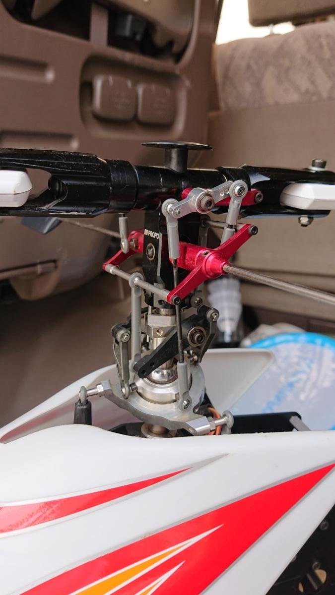 エアスキッパー50T2 フルセット 金属パーツカーボンテールパイプ純正オプション多数取り付け_画像3