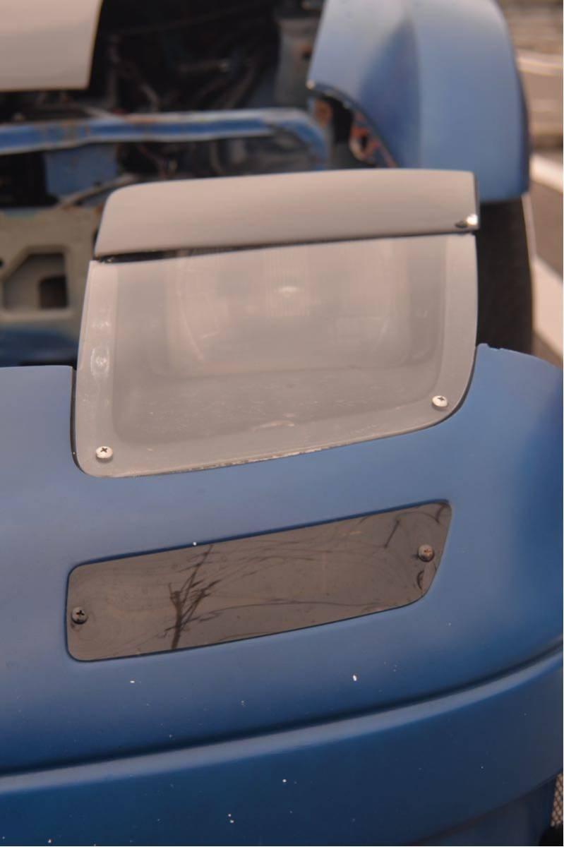 NAロードスター GARAGEVARY フロントバンパースポイラー Type3_画像3